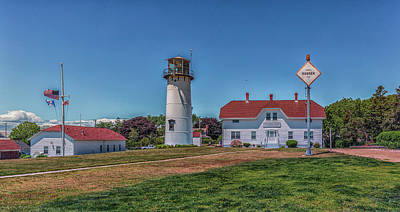 Photograph - Chatham Light by Brian MacLean