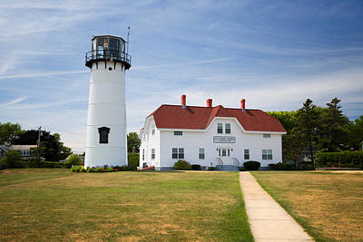 Photograph - Chatham Lighthouse by Emmanuel Panagiotakis