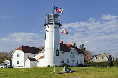 Photograph - Chatham Lighthouse I by Marianne Campolongo