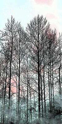Digital Art - Chatham Twilight by Gina Harrison