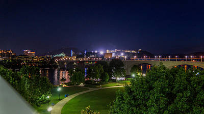 Pittsburgh According To Ron Magnes - Chattanooga #3 by Keegan Hall