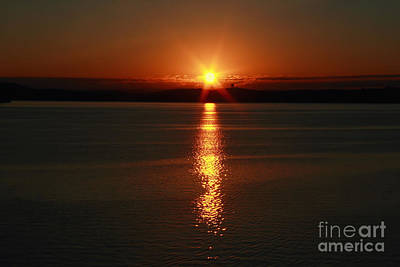 Kitchen Spices And Herbs - Chattanooga Sunrise # 1 by Geraldine DeBoer