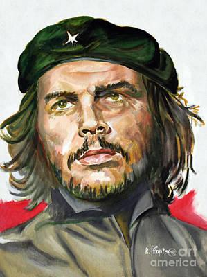 Che Guevara Original by Spiros Soutsos