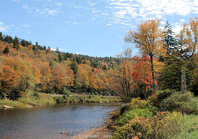 Cheat River Photograph By Carolyn Postelwait