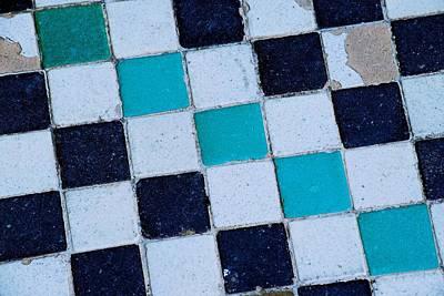 Photograph - Checker Design by Eric Tressler