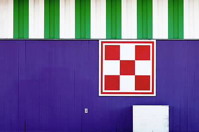 Photograph - Checkerboard Splash by Todd Klassy