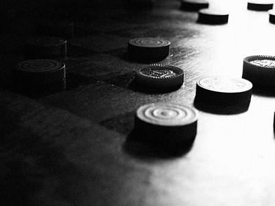 Photograph - Checkers by Jeff Montgomery