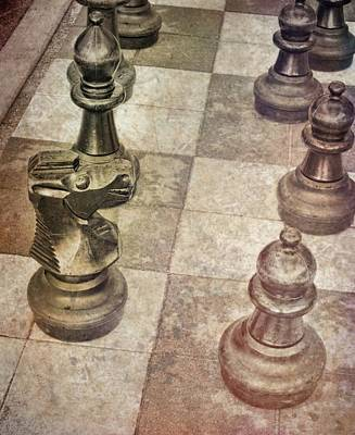 Photograph - Checkmate by JAMART Photography