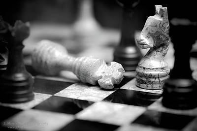 Checkmate Original by Jim Harris