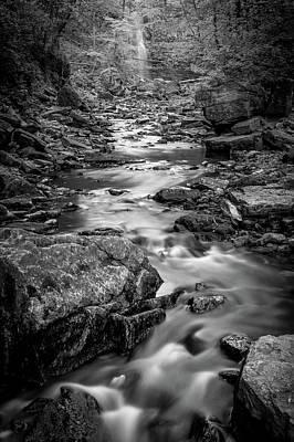 Photograph - Chedoke Falls, Hamilton Ontario by Joshua Hakin
