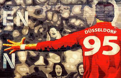 Photograph - Cheer For Dusseldorf by Michael Gaida