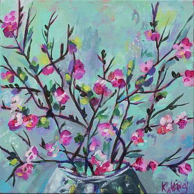 Cheerful Cherry Blossoms Original
