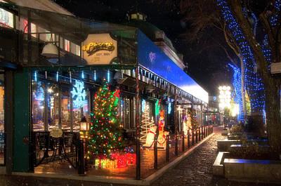 Photograph - Cheers Bar - Faneuil Hall Marketplace  by Joann Vitali