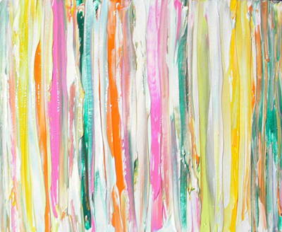 Abstract Royalty-Free and Rights-Managed Images - Spring Colors by Abstracts By Debera