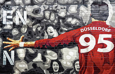 Photograph - Cheers For Dusseldorf by Michael Gaida