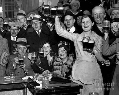 Beer Photograph - Cheers by Jon Neidert