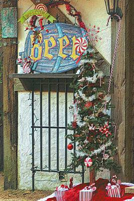 Photograph - Christmas Cheer by Nadalyn Larsen