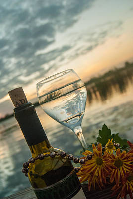 Photograph - Cheers by Pamela Williams