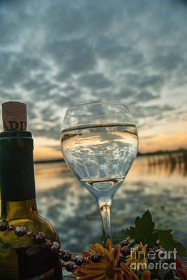 Photograph - Cheers To The Clouds by Pamela Williams