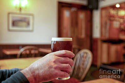 Photograph - Cheers With Ale by Patricia Hofmeester
