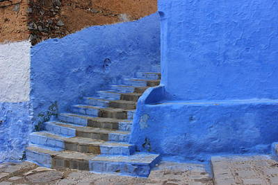 Photograph - Chefchaouen by Ramona Johnston