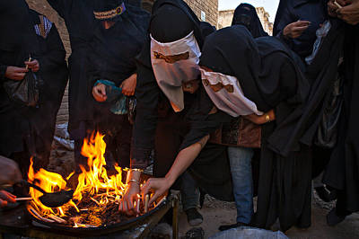 Documentary Photograph - Chehel Minbari II by Mohammadreza Momeni