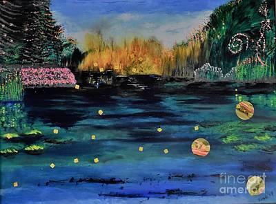 Painting - Chelan by Vanessa Palomino