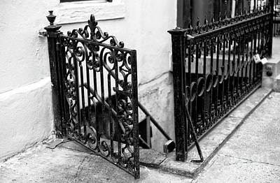 Photograph - Chelsea Gate by John Rizzuto