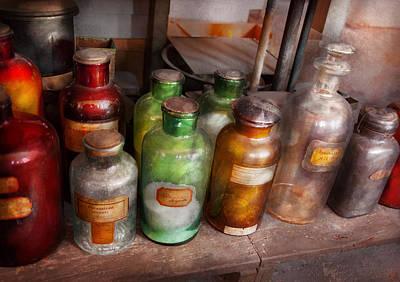 Photograph - Chemistry - Chemists Rainbow  by Mike Savad