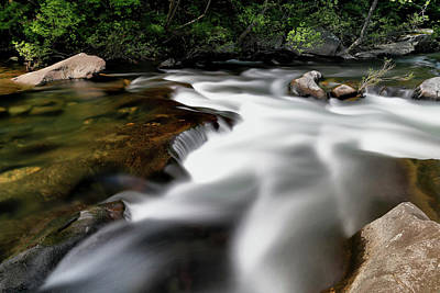 Photograph - Cheoah Rapids by Nicholas Blackwell
