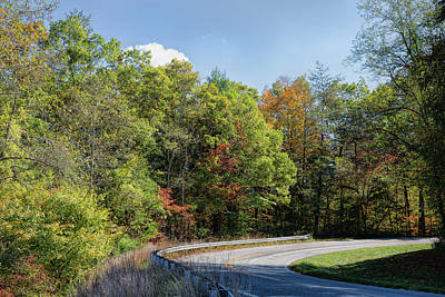 Photograph - Cherohala Skyway Drive by John M Bailey
