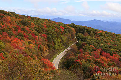 Photograph - Cherohala Skyway In Nc by Jill Lang