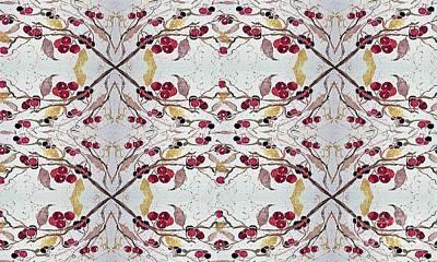 Painting - Cherries Still On The Branch by Eloise Schneider