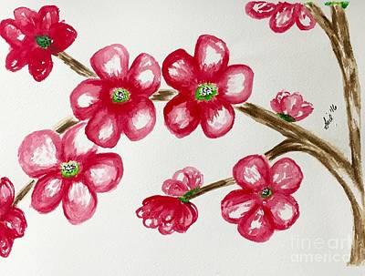 Cherry Blossom Season   Original