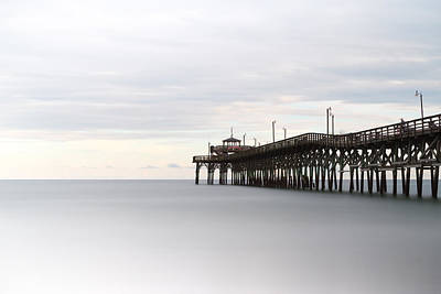 Myrtle Beach Photograph - Cherry Grove Pier II by Ivo Kerssemakers
