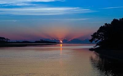 Gerald Monaco Photograph - Cherry Grove Sunrise by Gerald Monaco