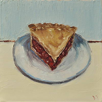 Painting - Cherry Pie by Lindsay Frost