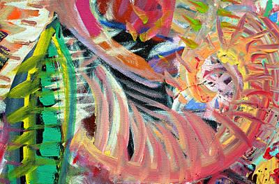Cherubim Out-take 1 Art Print
