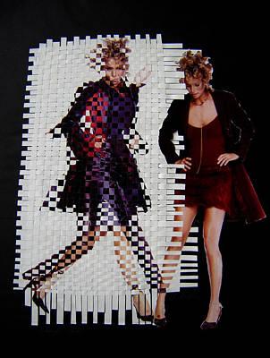 Cheryl's Shoes Art Print
