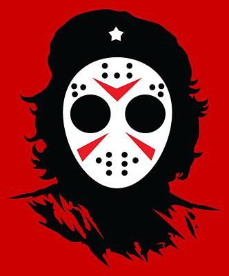 Che's Halloween Art Print