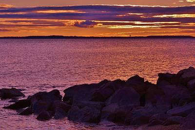 Photograph - Chesapeake Bay by Buddy Scott