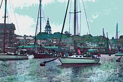 Chesapeake Bayscape Art Print