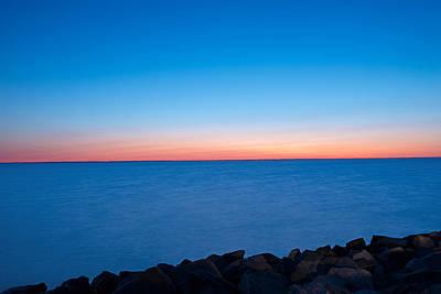 Photograph - Chesapeake From Tilghmann Island by Dana Sohr