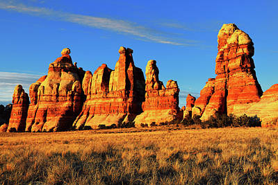 Photograph - Chesler Park In The Needles by Greg Norrell