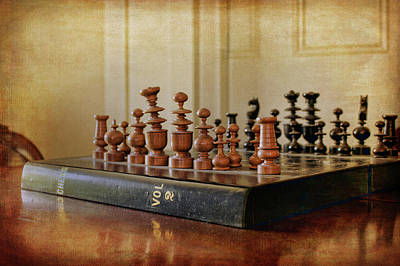 Photograph - Chess - Volume 2 by Nikolyn McDonald