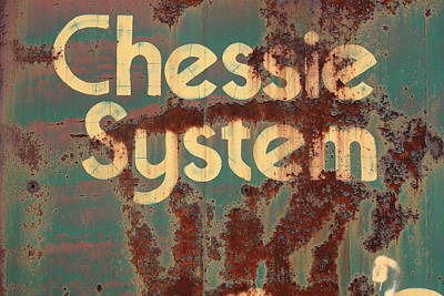 Photograph - Chessy System by Kreddible Trout