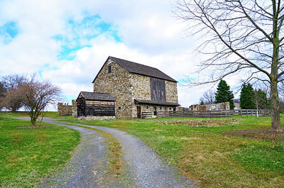 Photograph - Chester County Pa Farm by Bill Cannon