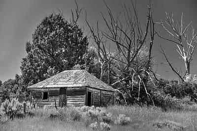 Photograph - Chesterfield Shack by Richard J Cassato