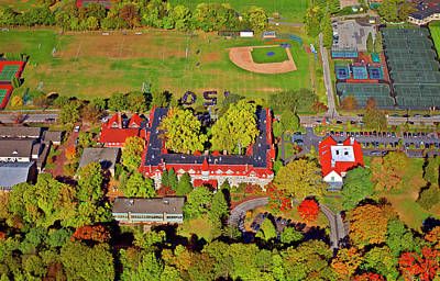 Chestnut Hill Academy 500 West Willow Grove Avenue Original by Duncan Pearson