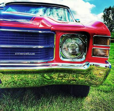 Photograph - Chevelle by Jame Hayes